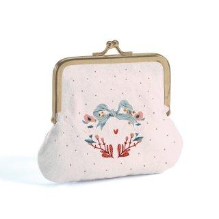 Lovely Purse Djeco pénztárca, Cats - 3862
