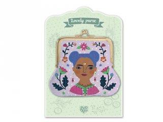 Lovely Purse Djeco pénztárca, Kali - 3860