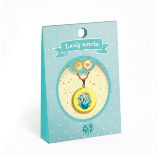 Lovely Surprise Djeco nyaklánc medállal, Sellő - 3840
