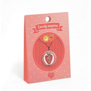 Lovely Surprise Djeco nyaklánc medállal, Szív - 3845
