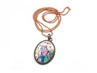 Lovely Sweet Djeco nyaklánc tigris medállal - 3821