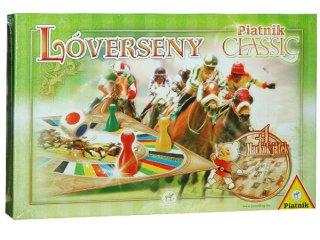 Lóverseny Classic (Piatnik, családi, klasszikus társasjáték, 6-99 év)