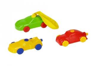 Lufival hajtható autó, Spiegelburg Wild and Cool ügyességi játék (13323, 1 db)