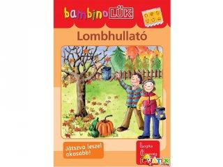 Lük Bambino, Lombhullató (egyszemélyes fejlesztő, logikai játék, 3-5 év)