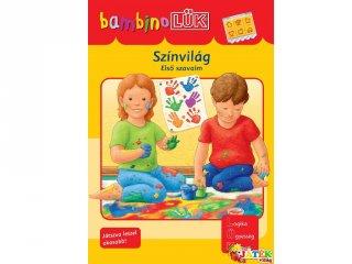 Lük Bambino, Színvilág  (egyszemélyes fejlesztő, logikai játék, 2-4 év)