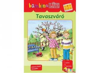 Lük Bambino, Tavaszváró (egyszemélyes fejlesztő, logikai játék, 3-5 év)