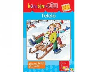 Lük Bambino, Telelő (egyszemélyes fejlesztő, logikai játék, 3-5 év)