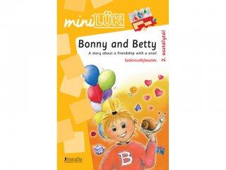 Lük Mini, Bonny and Betty (egyszemélyes, angol szókincsfejlesztő játék, 7-10 év)