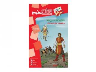 Lük Mini, Magyar mondák 3. osztály, egyszemélyes fejlesztő logikai játék (8-10 év)