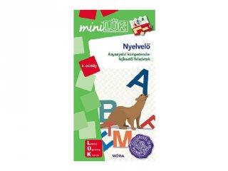 Lük Mini Nyelvelő 2. osztály, egyszemélyes fejlesztő logikai játék (7-9 év)