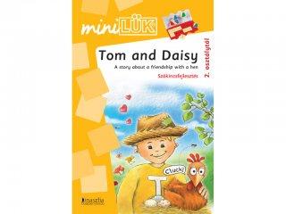Lük Mini, Tom and Daisy (egyszemélyes, nyelvi szókincsfejlesztő, 7-10 év)