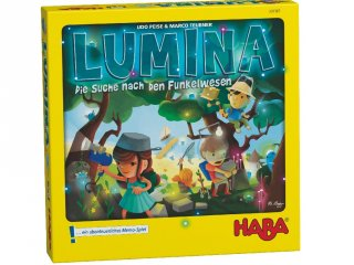 Lumina (Haba, memóriafejlesztő társasjáték, 5-12 év)
