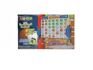 Luna: baseball vs football asztali amőbaszett