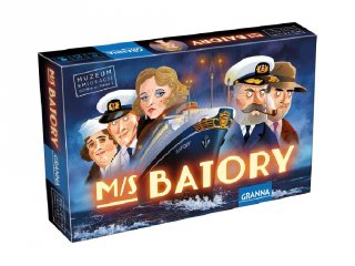 M/s Batory, Granna stratégiai családi társasjáték (12-99 év)