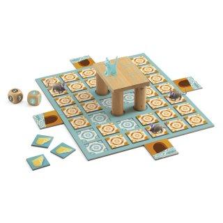 Macska-egér játék (Djeco, 8401, taktikai társasjáték, 6-99 év)