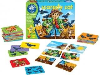 Madárijesztő, számolós játék ÚJ (Orchard, scaredy cat, számolást tanító játék, 4-10 év)
