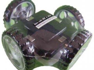 Magformers kerekek  (2 alváz és 4 kerék, tartozék az alapkészletek mellé autók építéséhez, 3-12 év)