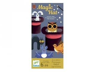 Magic Hat Itt vagy ott, Djeco társasjáték - 8536 (6-99 év)