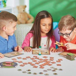 Mágikus helyesírás, fejlesztő társasjáték (OR, 5-7 év)