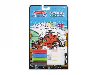 Mágikus színező füzet, kalandok (Melissa&Doug, kreatív játék, 3-7 év)
