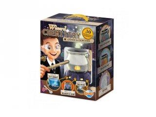 Mágikus üst, tudományos játék 30 varázslatos kísérlettel (Buki, 8-14 év)