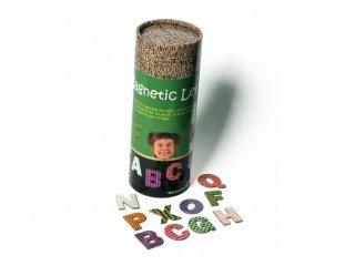 Mágneses betűk, mágneses játék (Purple Cow, szókirakó játék, 4-7 év)