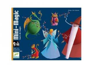 Máguskártya Mini mágus, Djeco bűvészkártya - 5178 (9-99 év)