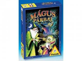 Máguspárbaj (Piatnik, varázslós kártyajáték, 8-12 év)