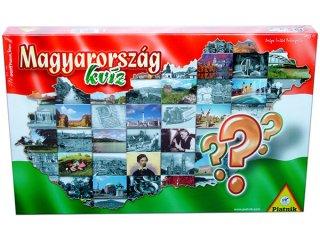 Magyarország kvíz (Piatnik, műveltségi-, és kvízjáték, 14-99 év)
