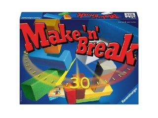 Make n Break (ügyességi, gyorsasági társasjáték, 6-10 év)