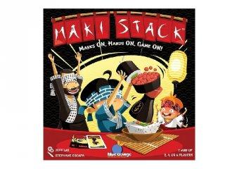 Maki Stack, ügyességi party társasjáték (7-99 év)