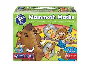 Mammuth Matek, Orchard számolást segítő társasjáték (5-8 év)