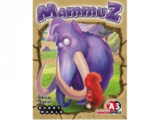 Mamuzz (blöffölős, családi kártyajáték, 8-99 év)