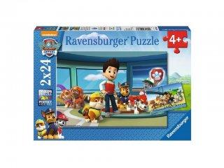 Mancs őrjárat 2×24 db-os puzzle (Paw Petrol, 24 db-os puzzle, 3-5 év)