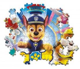 Mancs őrjárat csapatmunka Supercolor kirakó, 104 db-os puzzle (CLEM, 6-8 év)