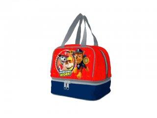 Mancs őrjárat uzsonnás táska, kék (Paw Petrol, konyhai kiegészítő, 3-7 év)