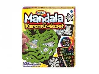 Mandala karcművészet, Creative Kids kreatív készlet (6-12 év)