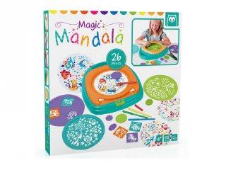 Mandala készítő műhely, kreatív játék (4-8 év)