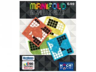 Manifold (Hutter, hajtogatós logikai társasjáték, 6-99 év)
