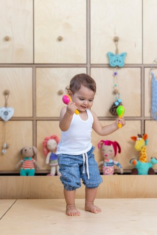 Maracito, Halilit baba hangszer többféle színben (1,5-3 év)