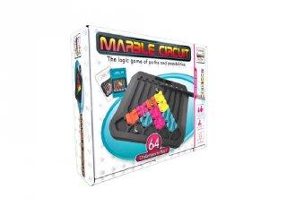 Marble circuit, egyszemélyes logikai játék golyókkal (8-99 év)