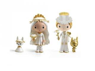 Marguerite & Léopold esküvője, Djeco Tinyly álomvilág figura - 6959