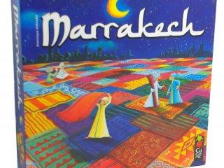 Marrakesh (könnyed családi társasjáték, 6-99 év)