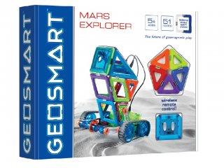 Mars felfedező (GeoSmart, mágneses építőjáték, 5-12 év)