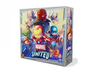 Marvel United, taktikai kooperatív társasjáték magyar kiadás (14-99 év)