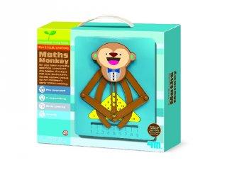 Matek majom (4M, összeadás és szorzás gyakorlását segítő logikai játék, 4-12 év)
