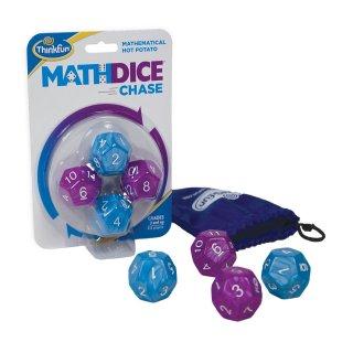 Math dice chase, gyors szorzás (Thinkfun, matematikai-, logikai társasjáték, 7-99 év)
