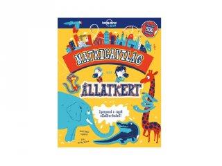 Matricavilág Állatkert, kreatív játék (MO, 6-9 év)
