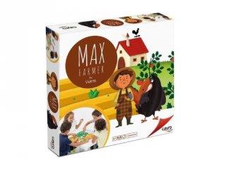 Max farmer, kooperációs társasjáték (3-6 év)