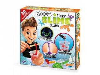 Mega Slime laboratórium 20 kísérlettel (Buki, 8-14 év)